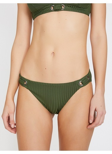 Koton Bikini Alt Yeşil